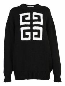 Givenchy Intarsia Sweater