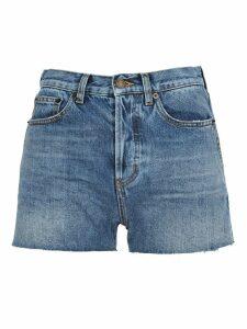 Saint Laurent Saint Laurent Denim Shorts
