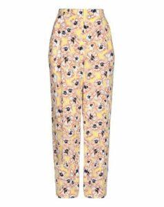 JIL SANDER NAVY TROUSERS Casual trousers Women on YOOX.COM