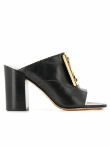Givenchy 4G mules - Black