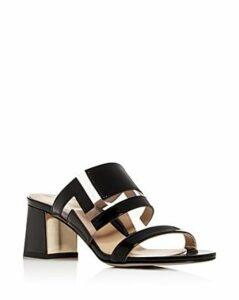 Marion Parke Women's Bailey Block-Heel Sandals