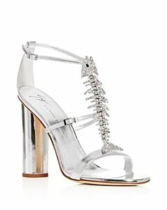 Giuseppe Zanotti Women's Svamp Embellished High-Heel Sandals