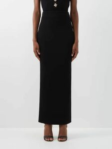 Love Binetti - Fernando Striped Cotton Shirtdress - Womens - Blue Stripe