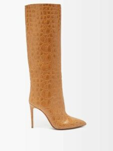 Gabriela Hearst - Herringbone Embroidered Cotton Blouse - Womens - White