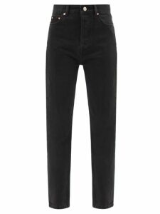 Gabriela Hearst - Herringbone-embroidered Cotton Blouse - Womens - White