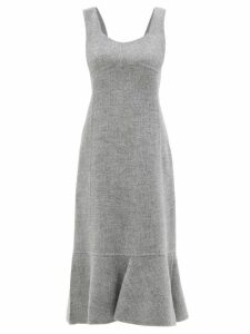 Acne Studios - Relaxed Leg Trousers - Womens - Black