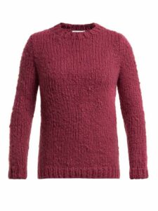 Gabriela Hearst - Kimber Cashmere Sweater - Womens - Burgundy