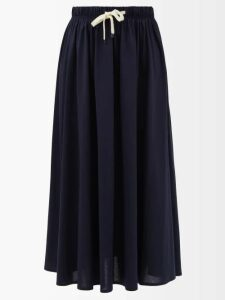 The Row - Mandel Cashmere Blend Roll Neck Sweater - Womens - Grey