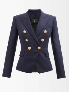 X Karla - The Classic Cotton-jersey T-shirt - Womens - Grey