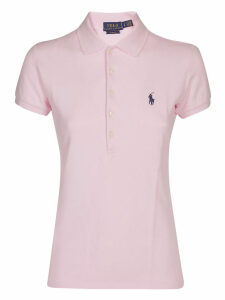 Polo Ralph Lauren Pink Cotton Polo Shirt
