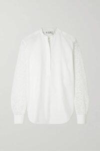 LemLem - Biruhi Cotton-blend Jacquard Kaftan - Blue