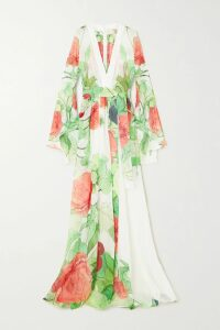 The Elder Statesman - Cropped Cashmere Cardigan - Black