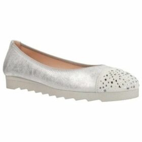Hispanitas  HV86909  women's Shoes (Pumps / Ballerinas) in Silver