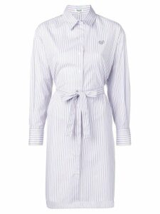 Kenzo striped shirt-style dress - Blue