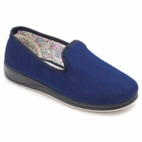 Padders  Repose Womens Fully Lined Slippers  women's Slippers in Blue