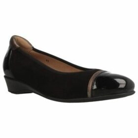 Piesanto  185523  women's Shoes (Pumps / Ballerinas) in Black