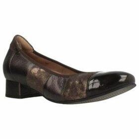 Piesanto  185524  women's Shoes (Pumps / Ballerinas) in Brown