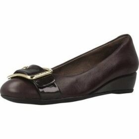 Stonefly  MAGGIE II  women's Shoes (Pumps / Ballerinas) in Brown