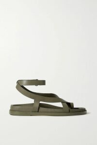 Paul & Joe - Jaumatin Striped Satin Shirt - Blue
