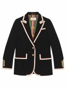 Gucci Stretch viscose jacket - Black