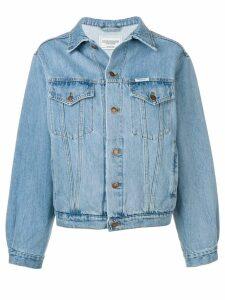 Forte Dei Marmi Couture 'Super Mama' denim jacket - Blue