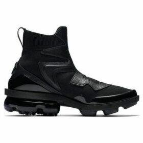 Nike  W Vapormax Light II  women's Shoes (High-top Trainers) in Black