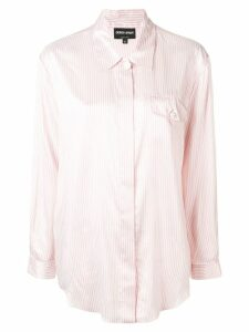 Giorgio Armani striped shirt - PINK