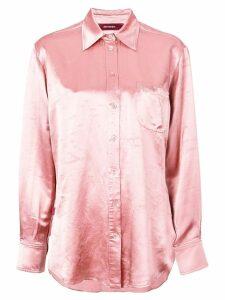 Sies Marjan loose-fit shirt - PINK