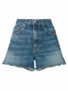 Rag & Bone Justine shorts - Blue