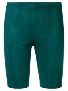Manokhi cycling shorts - Green