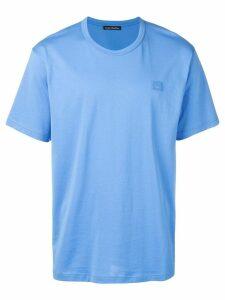 Acne Studios Nash Face T-shirt - Blue