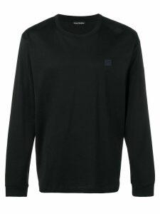 Acne Studios Long sleeve crew neck - Black