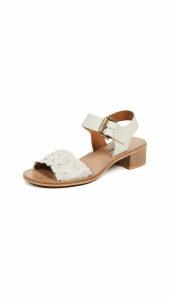 See by Chloe Jane Mid Heel Sandals