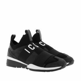 Dsquared2 Sneakers - Icon Panelled Sneakers Black - black - Sneakers for ladies