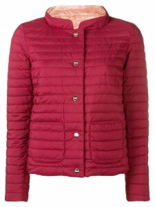 Herno reversible padded jacket - Red
