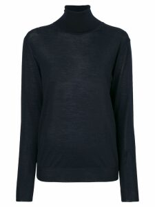 Stella McCartney turtleneck jumper - Blue