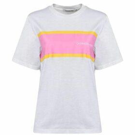 Calvin Klein Jeans Stripe Logo T Shirt