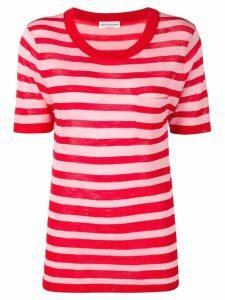 Sonia Rykiel striped T-shirt - Pink