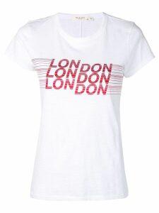 Rag & Bone London print T-shirt - White