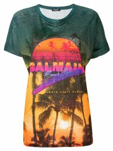 Balmain Balmain Beach Club T-shirt - Green