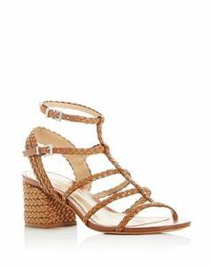 Schutz Women's Rosalia Strappy Block-Heel Sandals