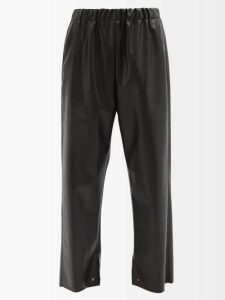 By. Bonnie Young - Oversized Cashmere Blend Sweater - Womens - Grey