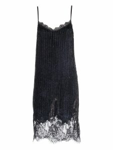 SEMICOUTURE Lace Detail Dress