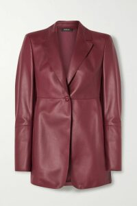 Balenciaga - Intarsia Wool-blend Cardigan - Black
