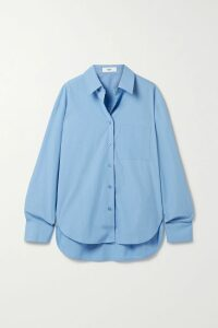 Giambattista Valli - Lace-trimmed Floral-print Silk-georgette Gown - Black