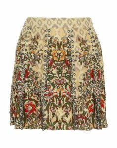 HAUTE HIPPIE SKIRTS Mini skirts Women on YOOX.COM