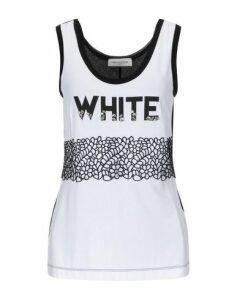 MARIA GRAZIA SEVERI TOPWEAR Vests Women on YOOX.COM