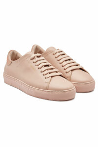 Axel Arigato Detailed Clean 90 Leather Sneakers