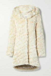 Marni - Printed Silk-twill Shirt - Peach