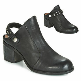 Airstep / A.S.98  BALTIMORA SABOT  women's Clogs (Shoes) in Black
